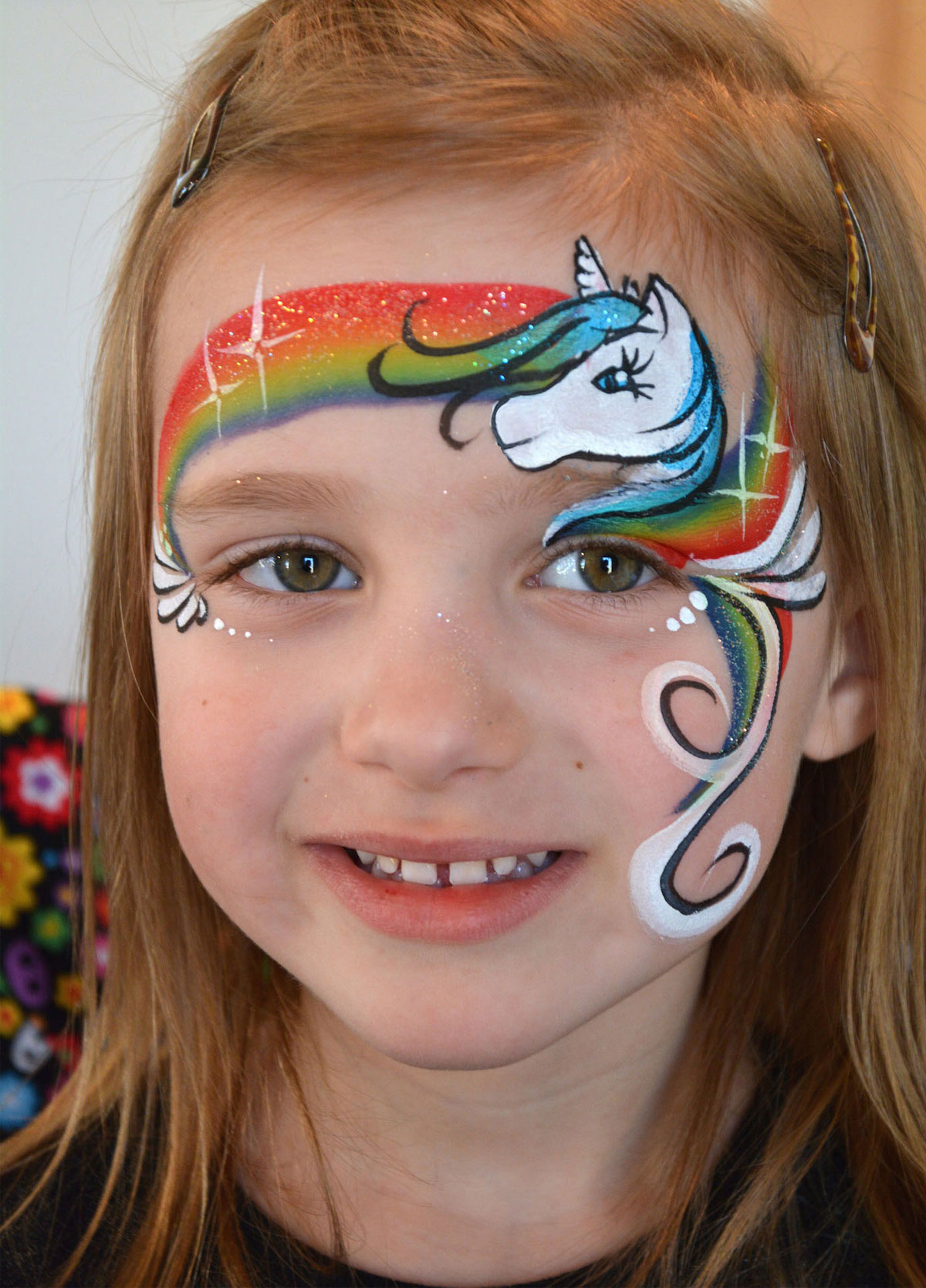 Face Painting Png